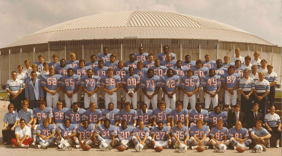 The 1979 Houston Oilers