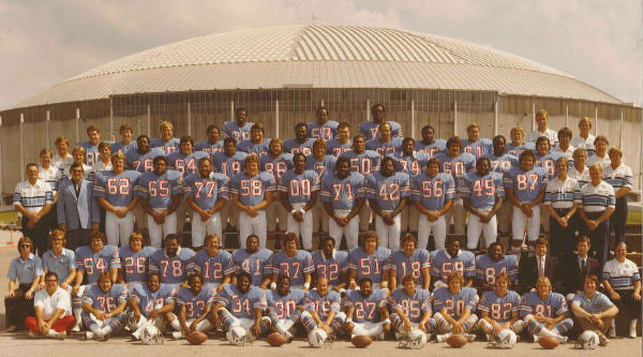 The 1979 Houston Oilers