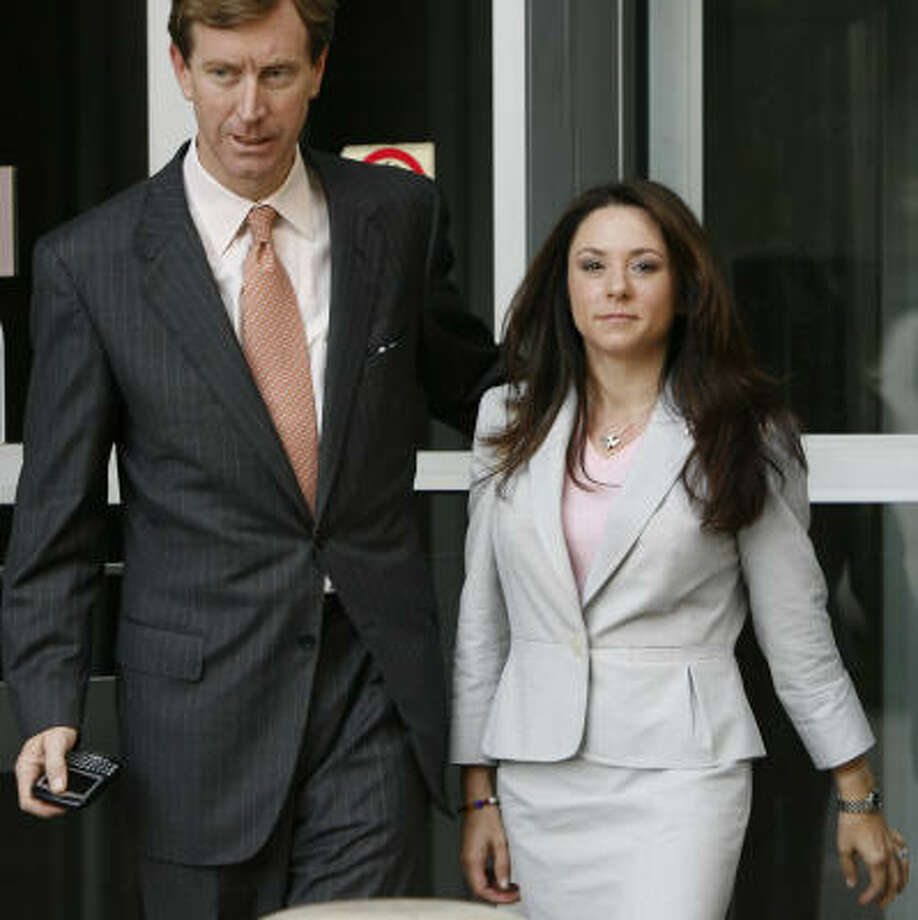 Michelle Valencia is convicted of seven counts. Photo: Kevin Fujii, Chronicle