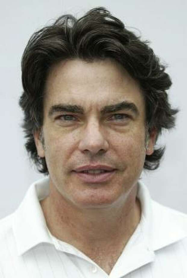 Peter Gallagher Photo: Frederick M. Brown, Getty Images