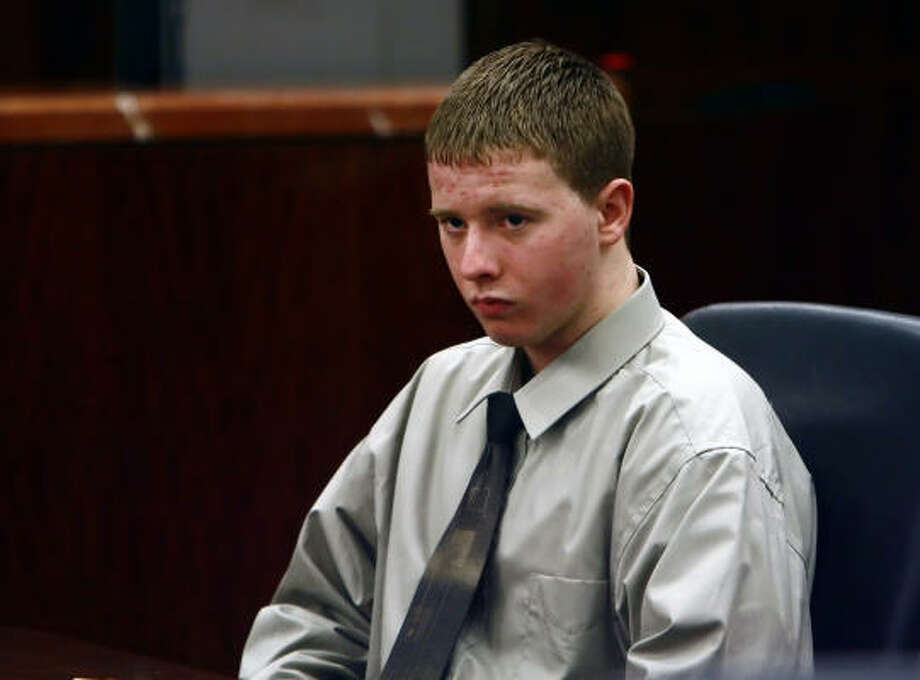 Keith Turner, shown Friday in court, will be the second youth tried in the brutal April 22 pipe attack on another teen. Photo: Steve Ueckert, Chronicle