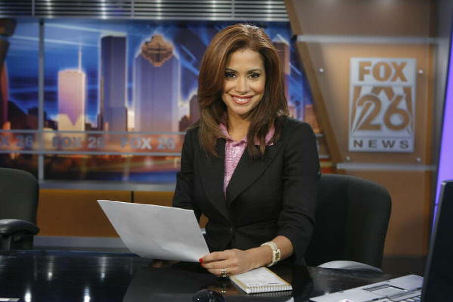 Sibila Vargas comes to Houston from CNN in Los Angeles, where her duties included reporting and hosting the network's entertainment-news programs. Photo: Steve Campbell, Chronicle