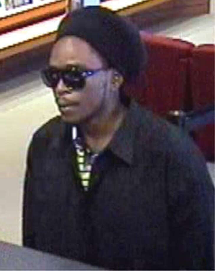 This man is suspected in seven bank heists in Harris and Montgomery counties since November. Photo: FBI