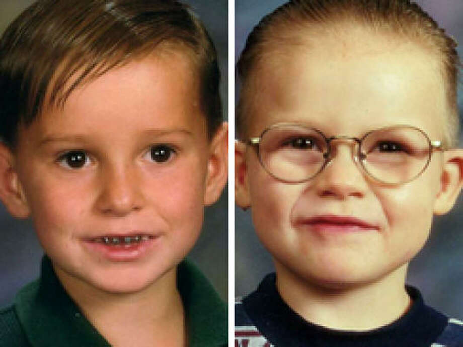 Edward Bryant, left, may have disappeared in 2001, when he was 9. His brother Austin may have vanished in 2003 at the age of 7. Photo: El Paso County Sheriff's Office