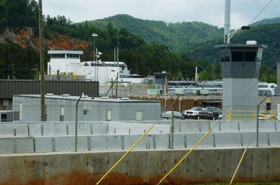 During a three-year national security blackout at the Nuclear Fuel Services plant in Erwin, Tenn., there were nine violations. Photo: RON CAMPBELL, JOHNSON CITY PRESS