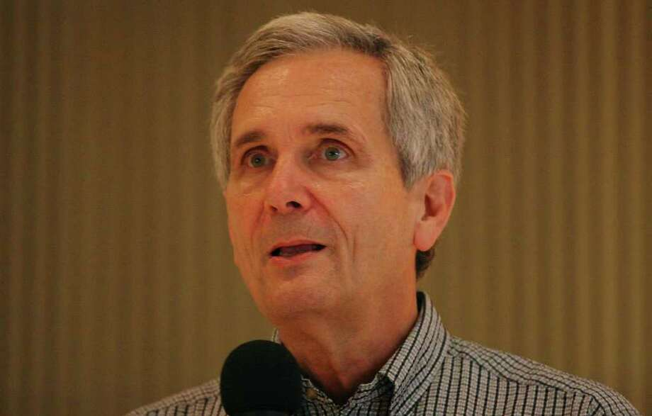 U.S. Congressman Lloyd Doggett speaks during Race Unity Day 2011 on Saturday, July 23, at the Villita Assembly Building. Photo: Edward A. Ornelas/eaornelas@express-news.net / © SAN ANTONIO EXPRESS-NEWS (NFS)