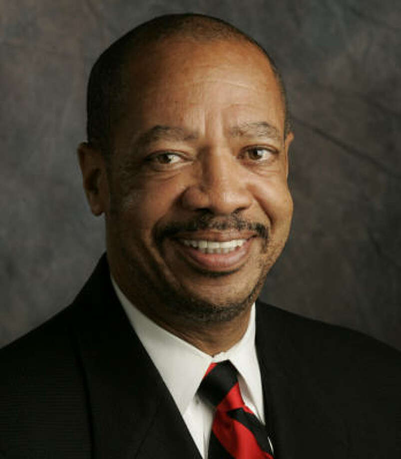 John Rudley is the only finalist for the TSU president job. He received his bachelor's degree in business administration from the University of Toledo and master's and doctoral degrees from Tennessee State University. Photo: University Of Houston