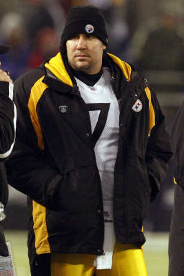 Steelers quarterback Ben Roethlisberger's playoff experience is the Steelers' one distinct advantage against a Jaguars team that has won seven in a row against the AFC North and six of eight overall. Photo: Rafael Suanes, MCT