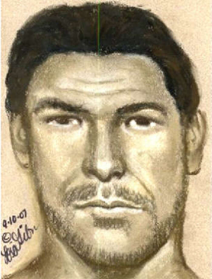 The man depicted in this police sketch is accused of abducting a girl from a Metro bus stop on April 5 and raping her. Photo: Criticalreach.org