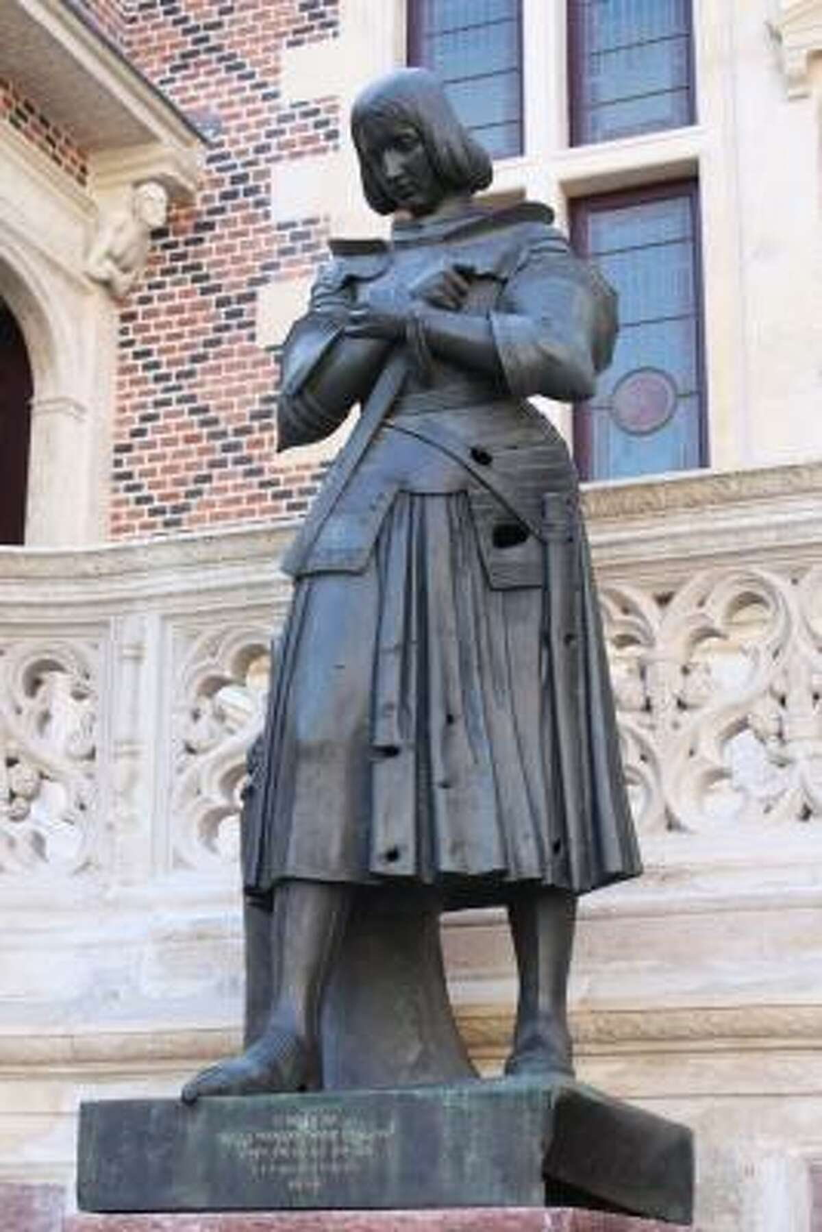 """Joan of Arc A so-called """"nullification trial"""" led by French Inquisitor General Jean Brehal exonerated Joan of arc on charges of heresy, in 1456, 25 years after she was burned at the stake."""