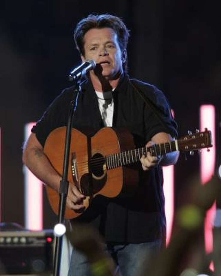 "John Mellencamp, shown performing last month at the NFL's opener in Indianapolis, said his song ""is not written as an indictment of the people of Jena but, rather, as a condemnation of racism."" Photo: AJ Mast, Associated Press"
