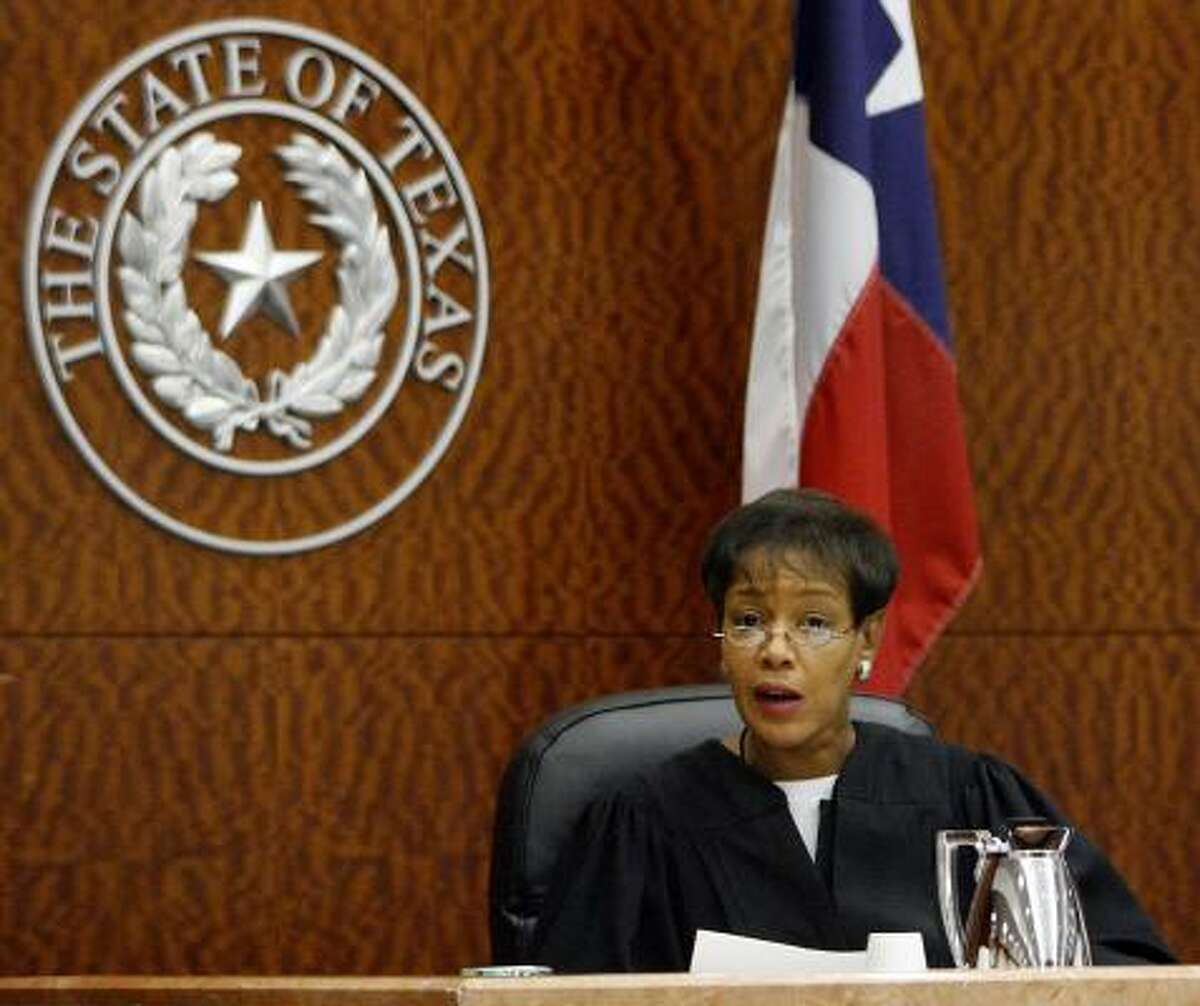 State District Judge Belinda Hill comments prior to closing arguments in Andrea Yates' retrial.