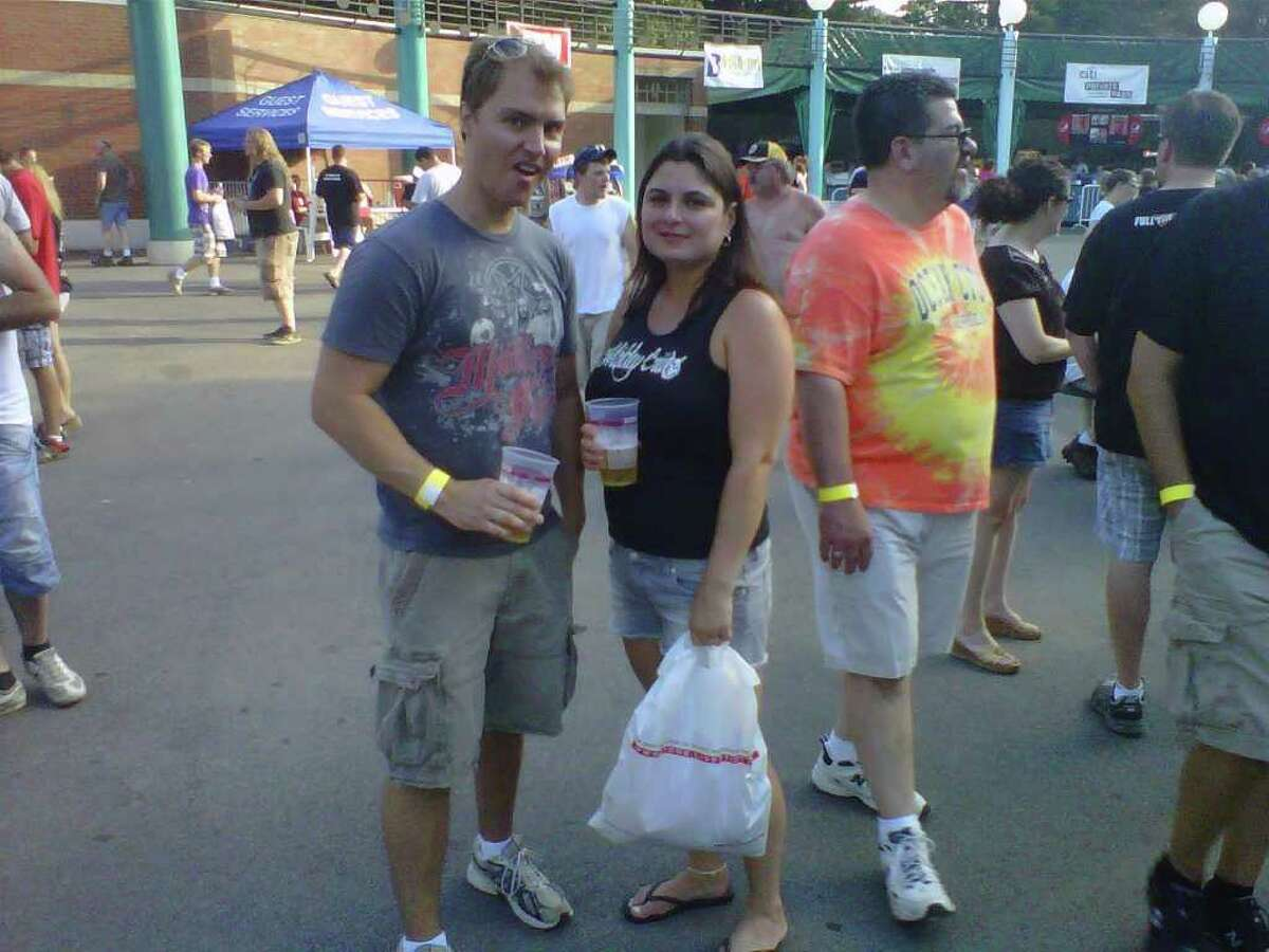 Were you Seen at Motley Crue/Poison