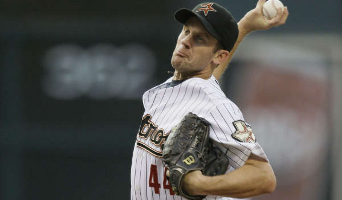 Roy Oswalt's still looking for his first win.