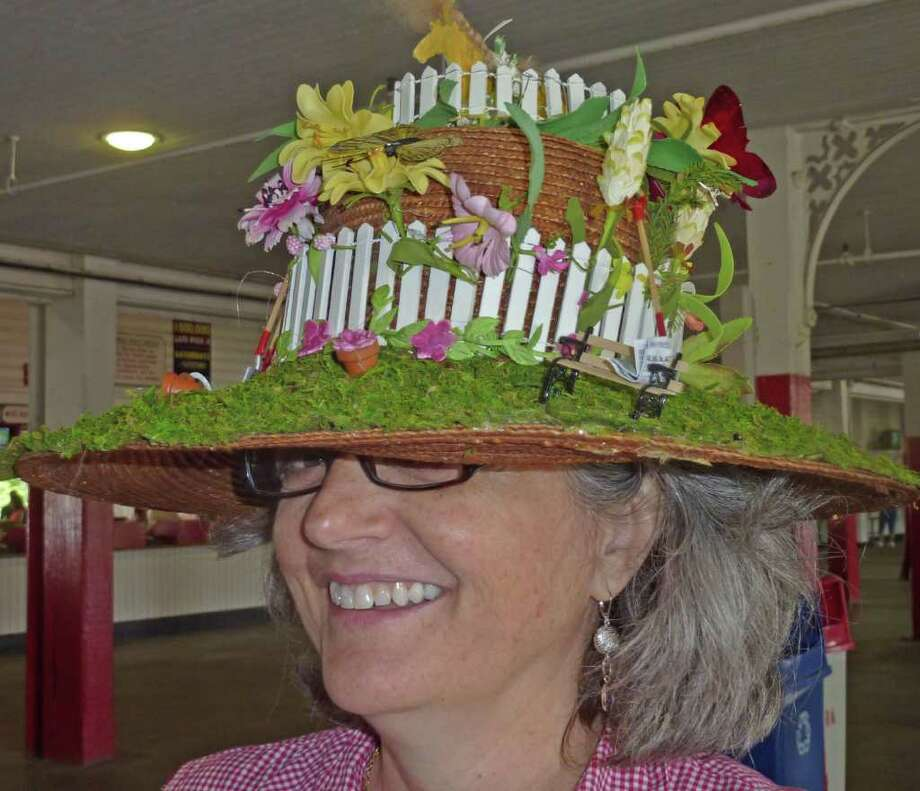 Hat Day at Saratoga Photo: Anne-Marie Sheehan