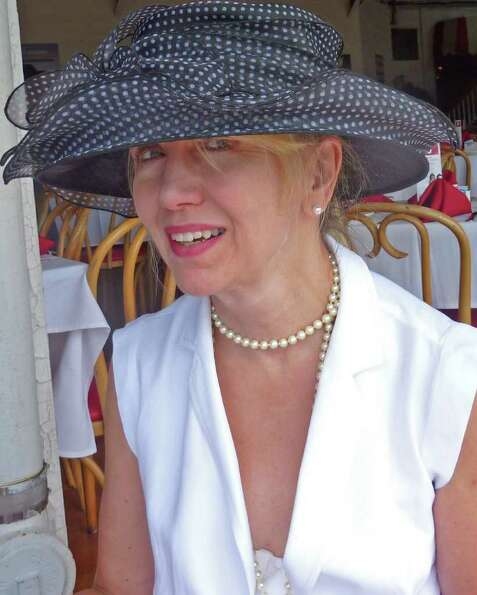 Hat Day at Saratoga