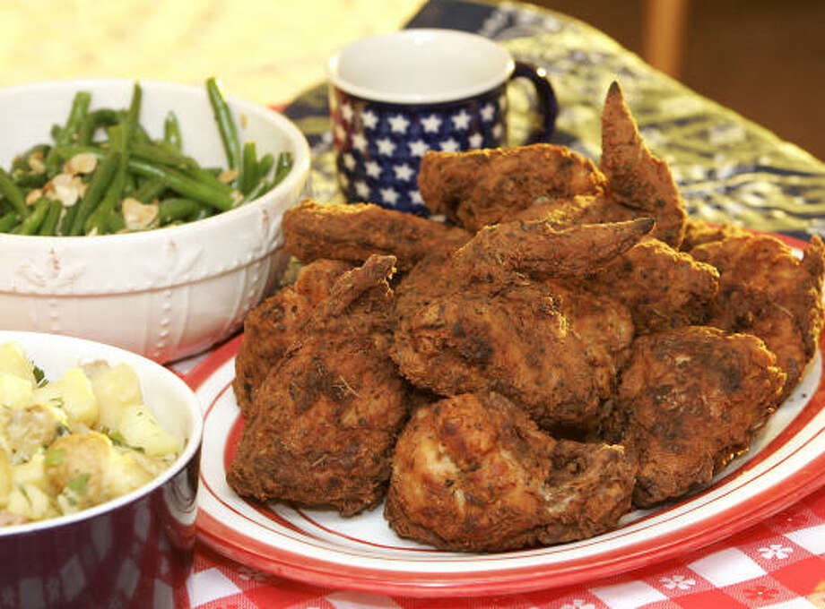 with herbes de Provence. Although Grimsinger grew up eating fried ...