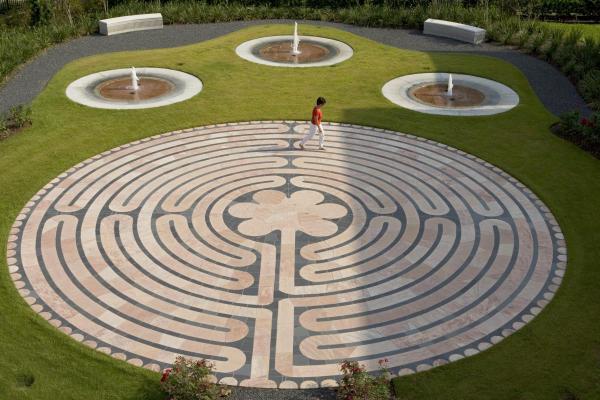 Labyrinths Offer Retreat For Prayer And Meditation