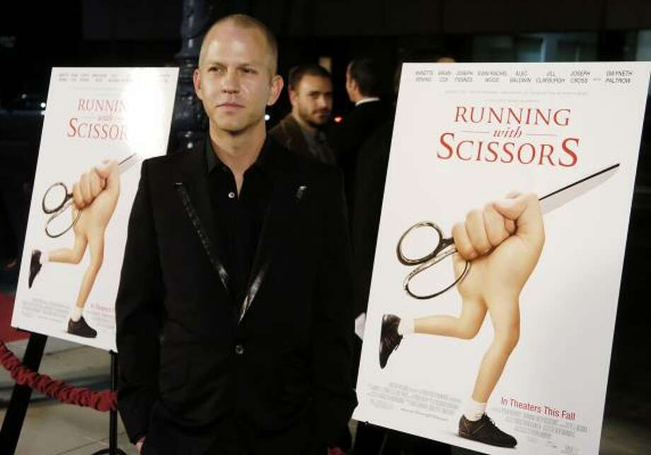 Nip/Tuckcreator Ryan Murphy, shown at the recent premiere of his film Running With Scissors, has a new drama in the works for FX. Photo: CHRIS PIZZELLO, REUTERS