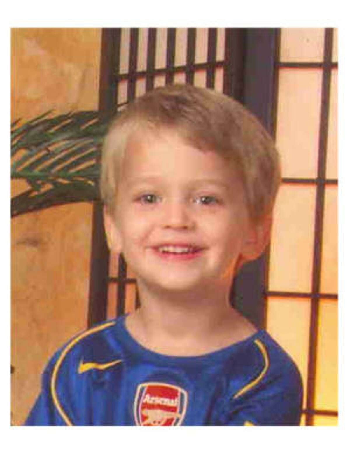 John Albert Pluchinsky, 4, the son of Kathleen Wollin Pluchinsky and David Allen Pluchinsky and younger brother of Thomas Alec Pluchinsky, died while attending a summer day camp near his home in Memorial on July 18, 2007.