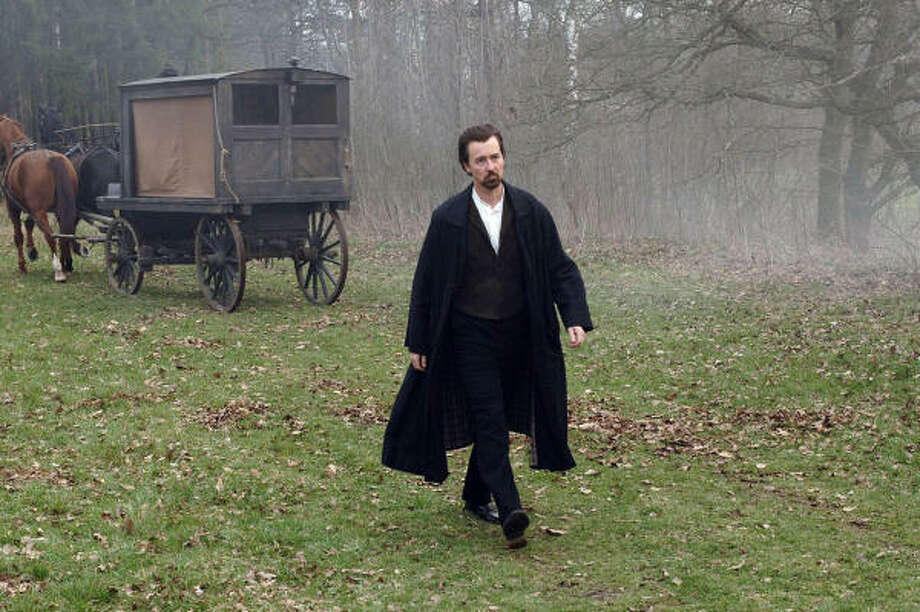 Edward Norton stars as a magician using his skills to win back a lover in The Illusionist. Photo: Courtesy Photo