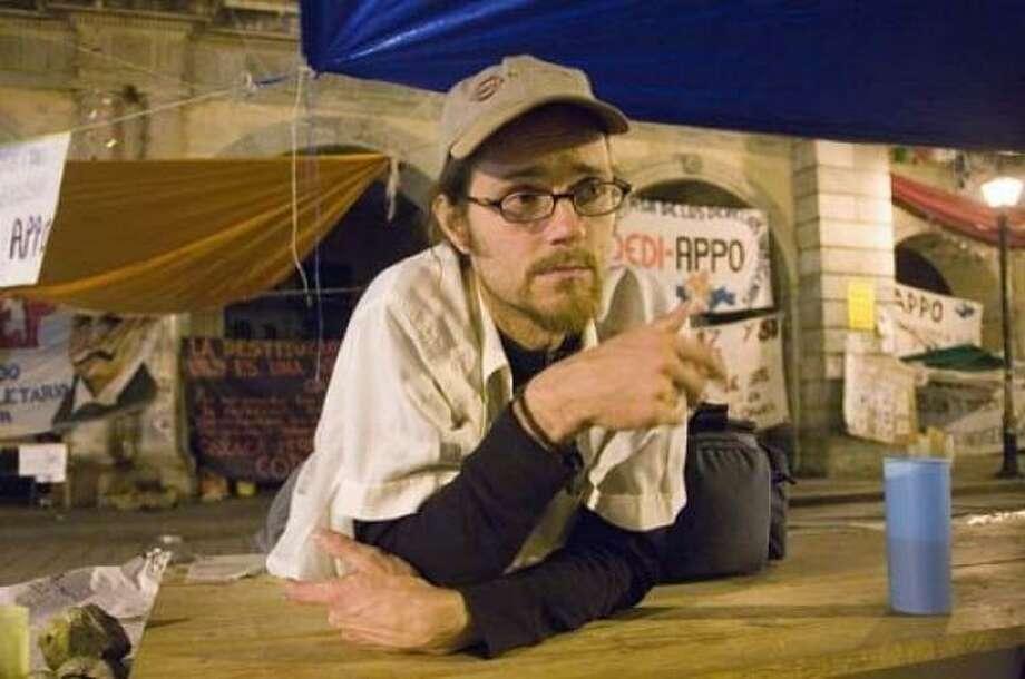 New York journalist Bradley Roland Will was killed in Oaxaca, Mexico, on Friday. Photo: NYC Indymedia