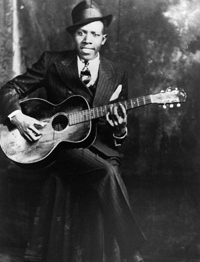 Robert Johnson, widely considered to be the most influential blues musician of all time, died in 1938 at the age of 27 in Greenwood, Miss. According to legend, his death was caused by drinking whiskey laced with strychnine. Photo from The Associated Press