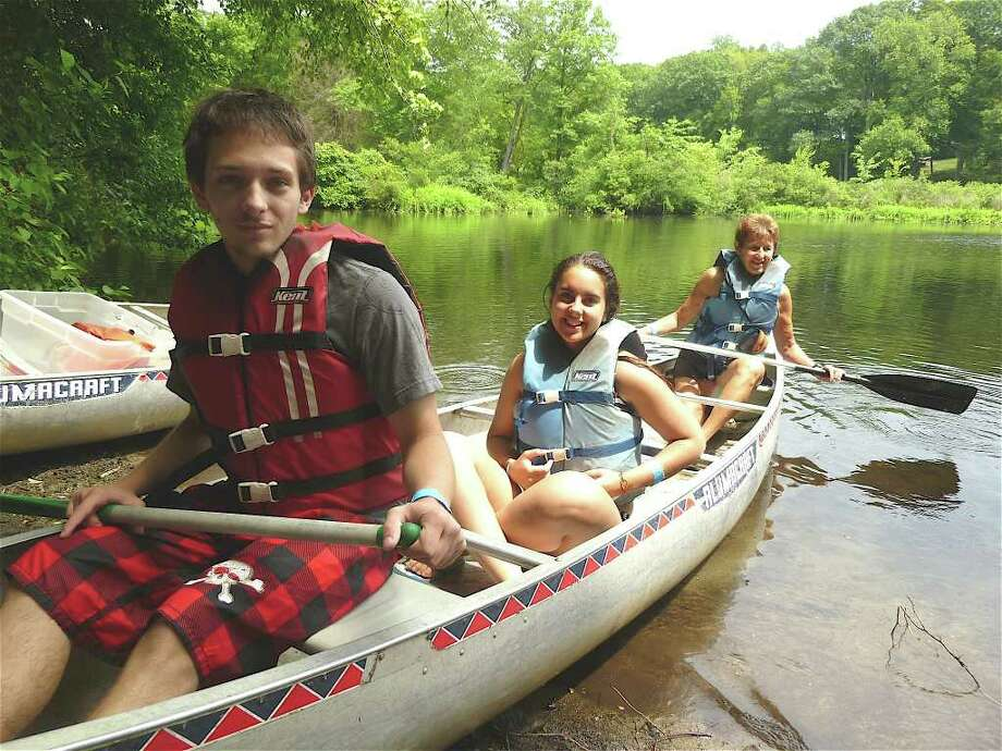 FAIRFIELD Grab a boat and paddles for a 3.5-mile water adventure on theSaugatuck Riverfrom 10 a.m. to 3 p.m.Saturday, June 7.Click here for more info. Photo: Mike Lauterborn / Westport News freelance