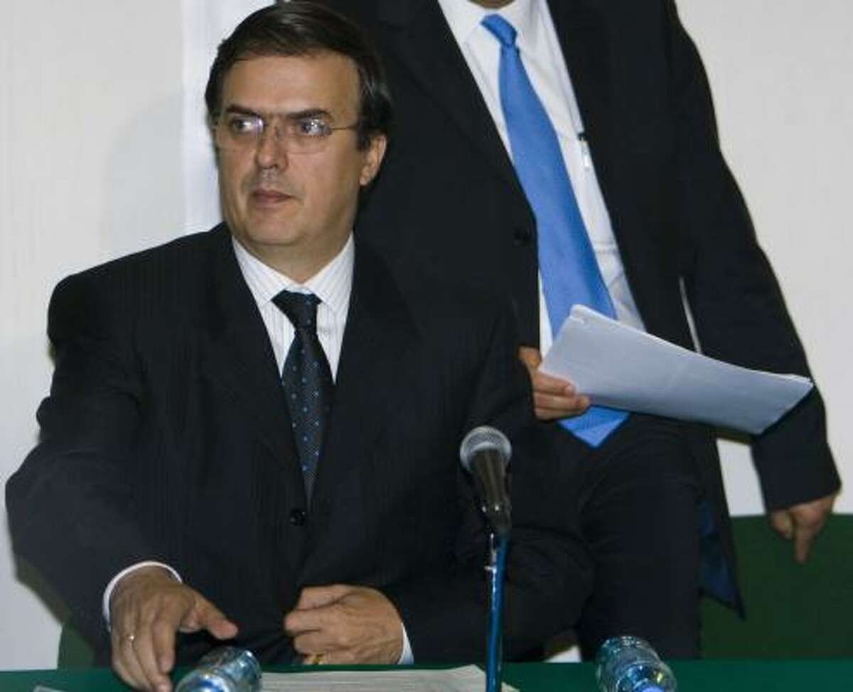 Mexico City Mayor Marcelo Ebrard is seen as a shrewd political operator who blends populist theater and good government.