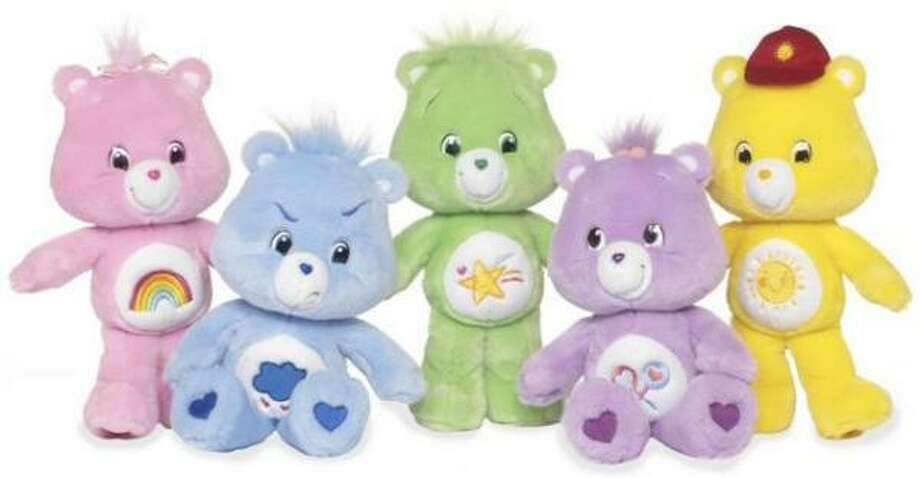 Care Bears launched in 1982 and are celebrating their 25th anniversary. This is how they look today. Photo: AMERICAN GREETINGS