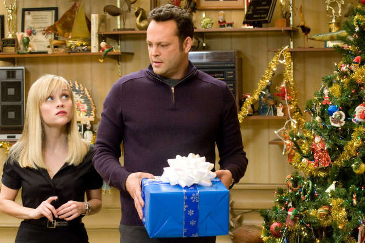 Reese Witherspoon and Vince Vaughn star in Four Christmases.