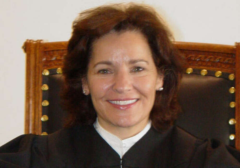 Judge Sharon Keller on Tuesday posted her response in the judicial proceeding. Photo: Chronicle File