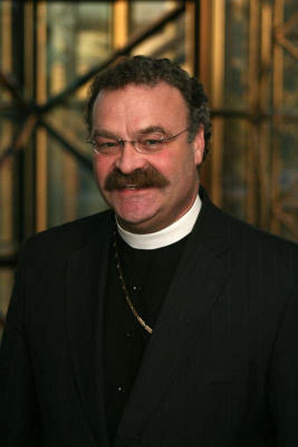 The Rev. Matthew Harrison