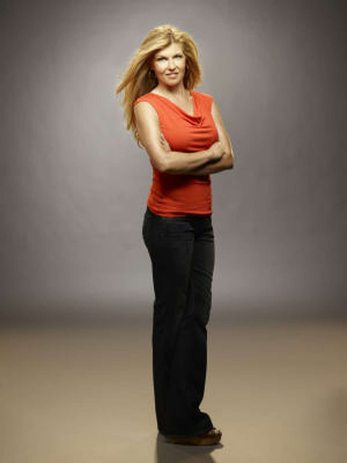 Voters should reward Connie Britton for her work as Sharon Gaines on Friday Night Lights.