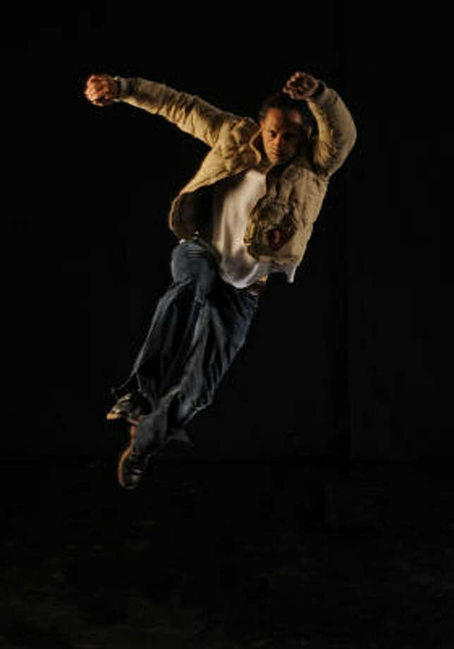 Ronen Koresh, artistic director of Koresh Dance Company, was raised in Israel and studied ballet, jazz and folk dancing. Photo: PETE CHECCHIA