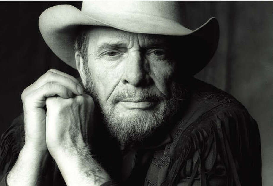 Merle Haggard's newest CD will be released in April. Photo: PRNewsFoto