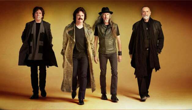 The Doobie Brothers will walk onto the Levitt Pavalion stage Thursday night for a concert that benefits the town's the outdoor entertainment venue. It will be one pof only two shows all summer for which admission will be charged. Photo: Contributed Photo / Westport News