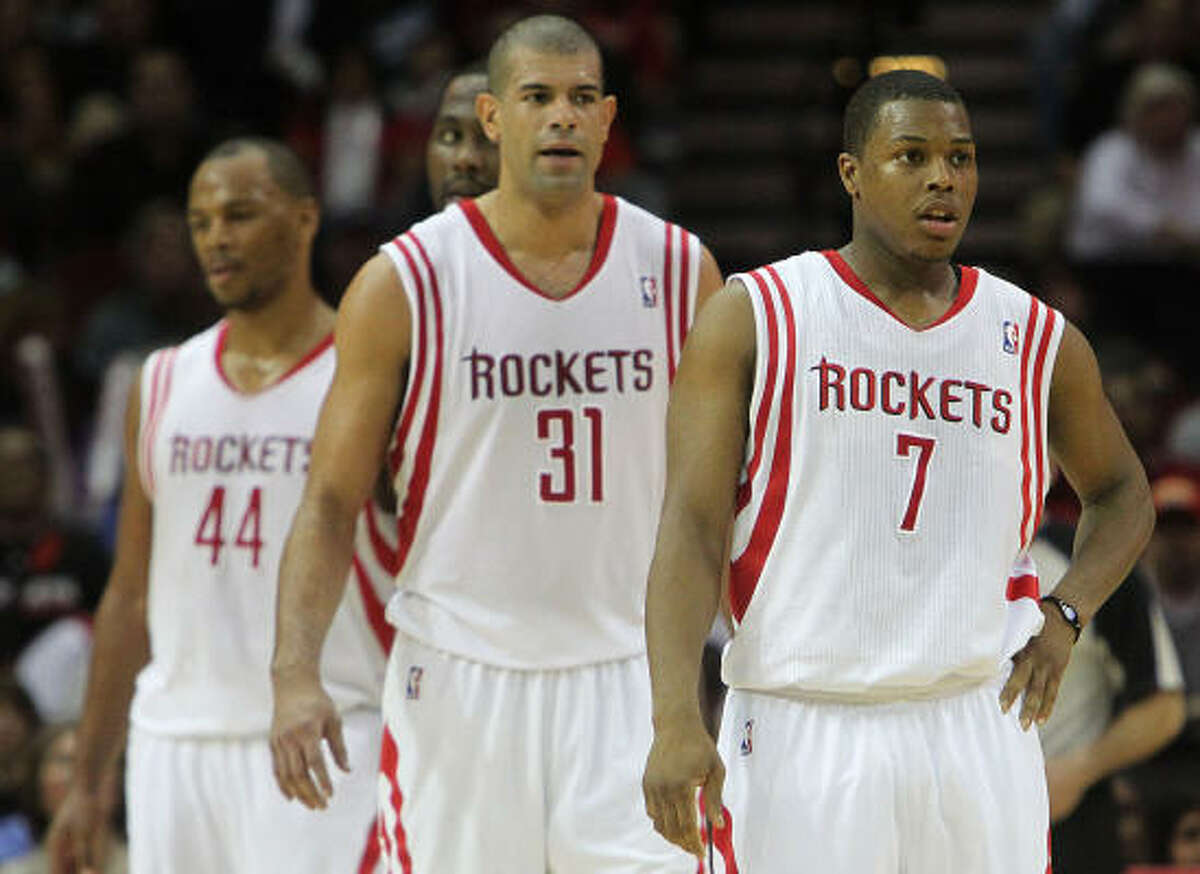 The Rockets walked off the court and into the All-Star break with concerns about their play.