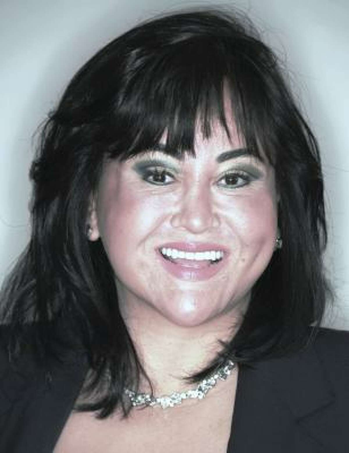 Alma Aguado of San Antonio said the hardships she sees in her medical practice prompted her to run for governor.