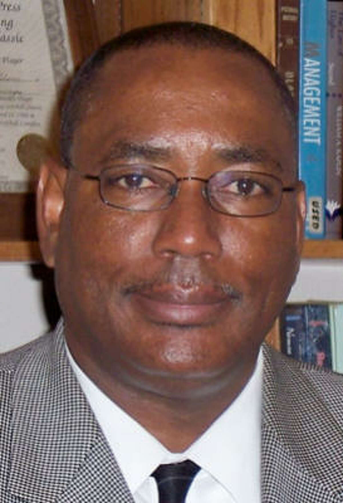 Prairie View A&M associate professor Clement Glenn said he knows he cannot win unless he builds a network of connections through his alumni associations and community activities and former students.