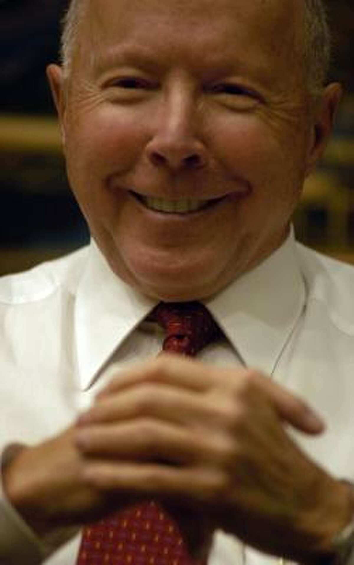 Dan Duncan, the wealthiest Houstonian, fell to 117th on this year's list.