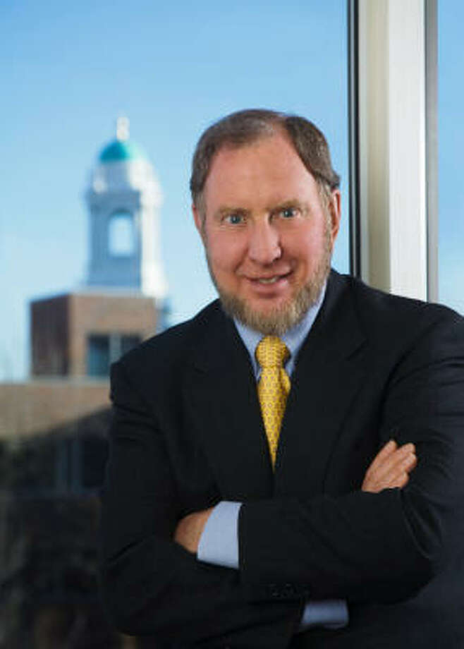 """Political scientist Robert Putnam said he was surprised by findings about Americans' tolerance for members of other faiths. About 10 percent of Americans believe their religion is the only true religion. """"But the overwhelming majority, including very religious Americans, say there is truth in many religions,"""" he said. Photo: HARVARD UNIVERSITY"""