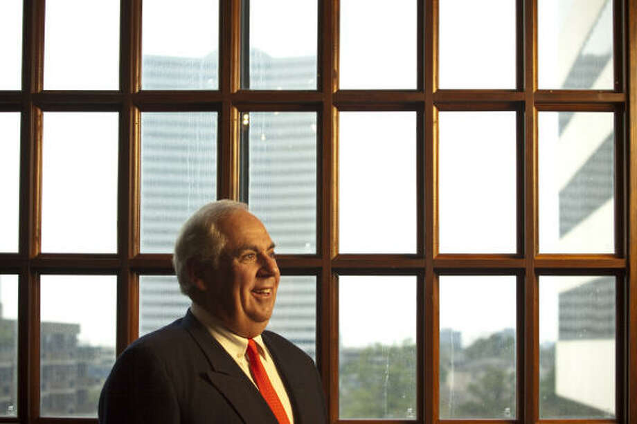 John Daugherty of John Daugherty Realtors fears that Houston will face a shortage in new home inventory. Photo: Eric Kayne:, For The Chronicle