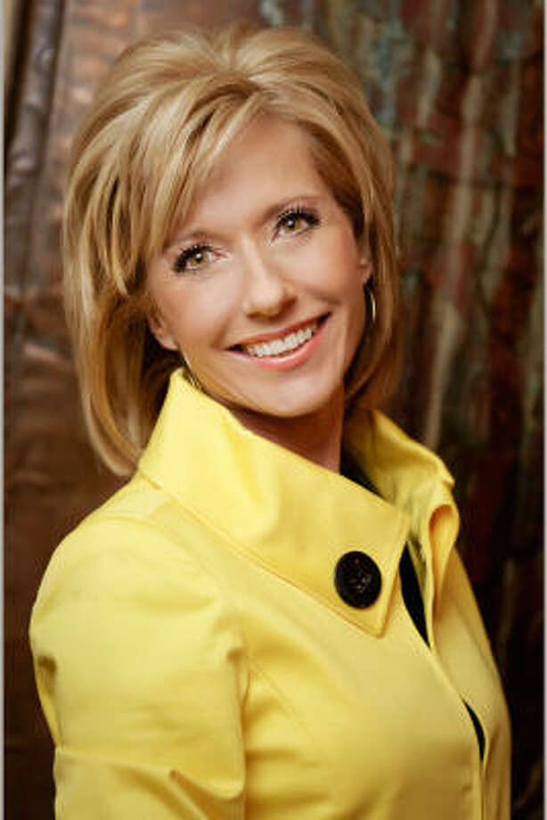 "Beth Moore is the founder of Living Proof Ministries and is the author of several books, including ""So Long, Insecurity."" Photo: Tyndale House Publishers"