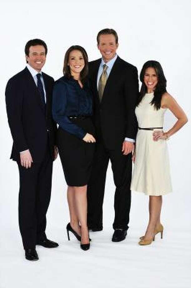 Cbs News Overhauls Morning Show Houston Chronicle
