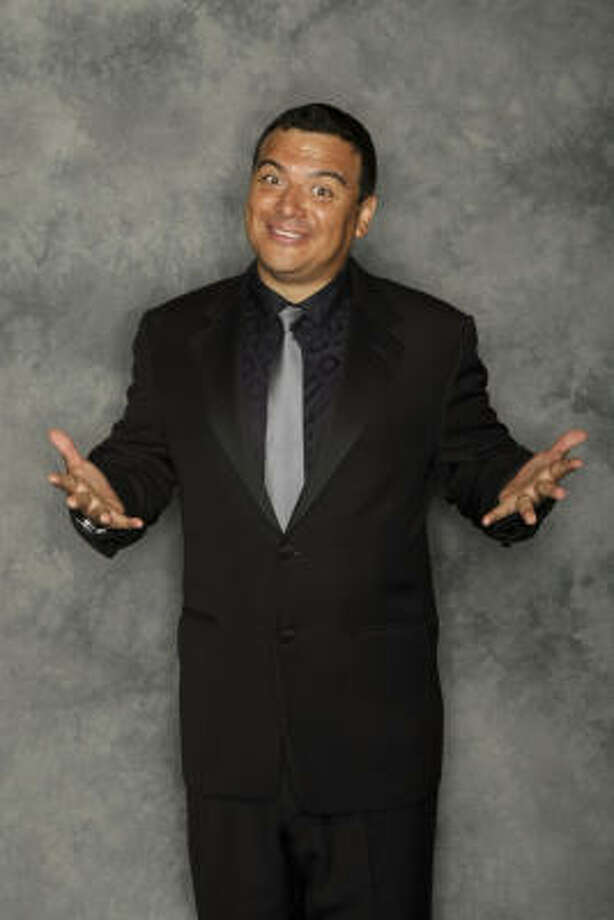 In addition to overseeing his Maggie Rita's Tex-Mex Grill & Bar restaurants, comedian Carlos Mencia also is working on material for a one-hour TV comedy special. Photo: Getty Images