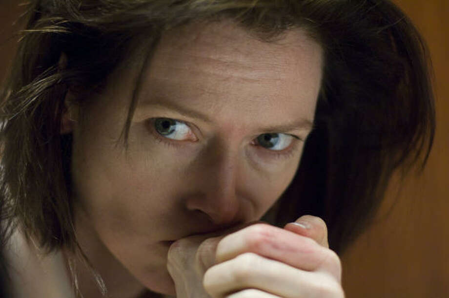 Tilda Swinton is Karen Crowder in Warner Bros.' Michael Clayton. Photo: -, Myles Aronowitz
