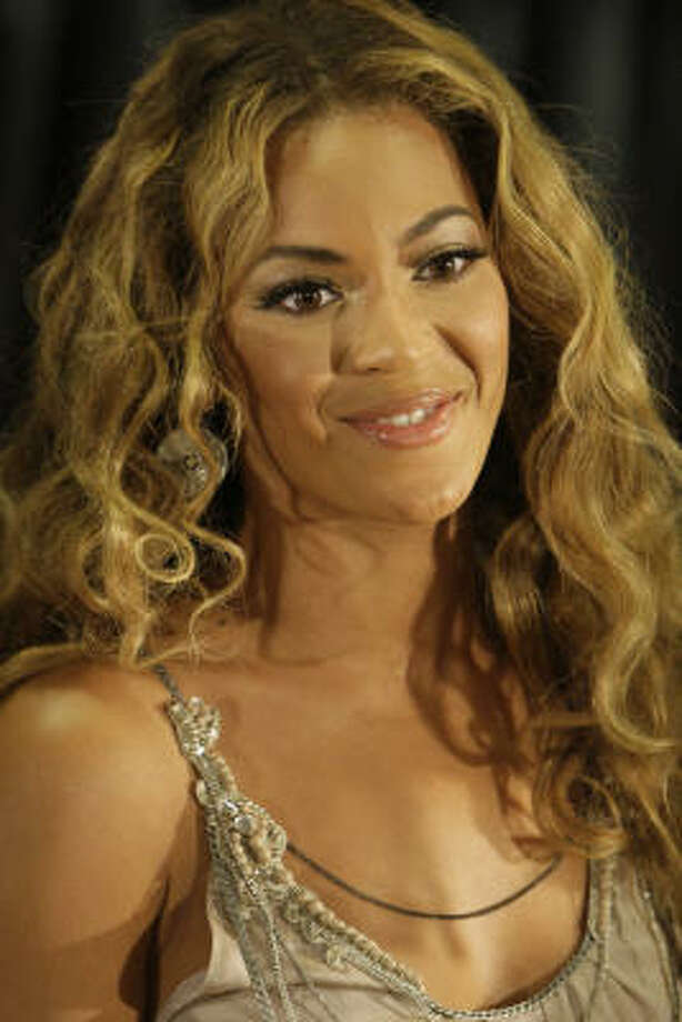 Beyonce Knowles rose to fame with R&B group Destiny's Child. She is one of the best-selling singers of all time. Photo: Melissa Phillip, Houston Chronicle