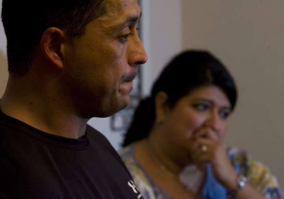 Ignacio Ramos says he and his wife, Monica, and children moved to Katy because of the support they received during their legal battles. He was able to find work with the help of a supporter. Photo: Johnny Hanson, Chronicle