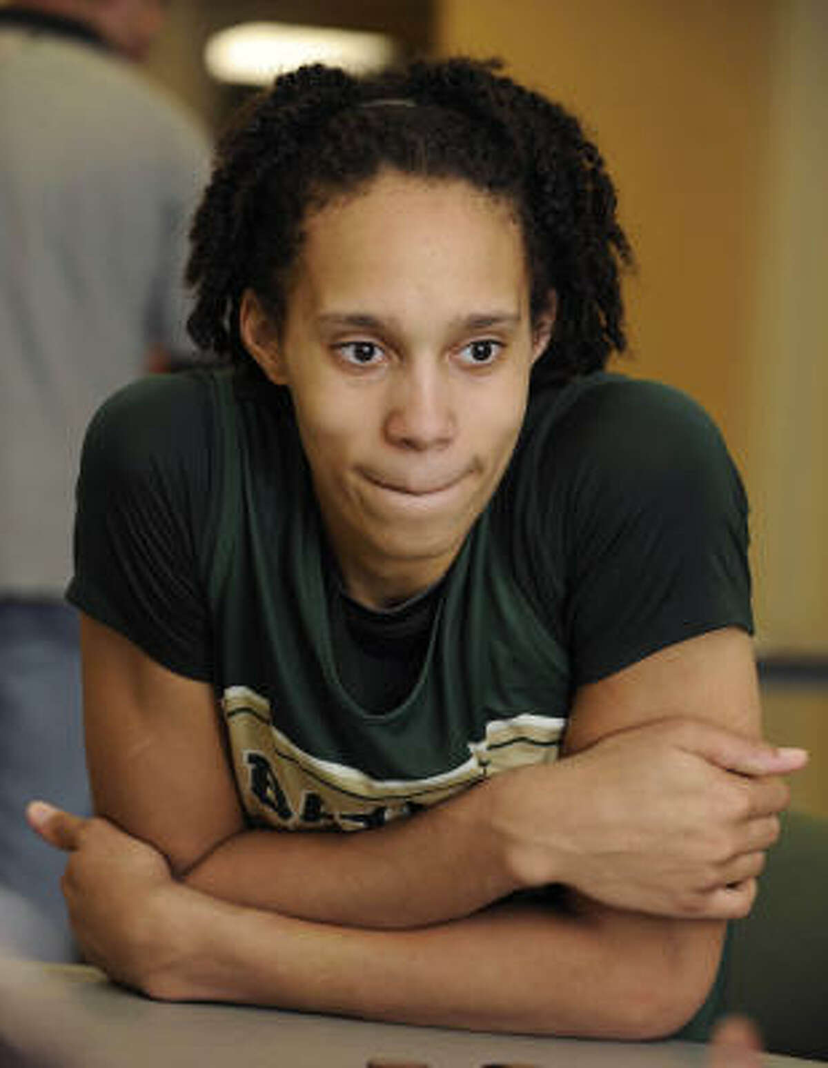 Baylor's Brittany Griner was a star for Nimitz.